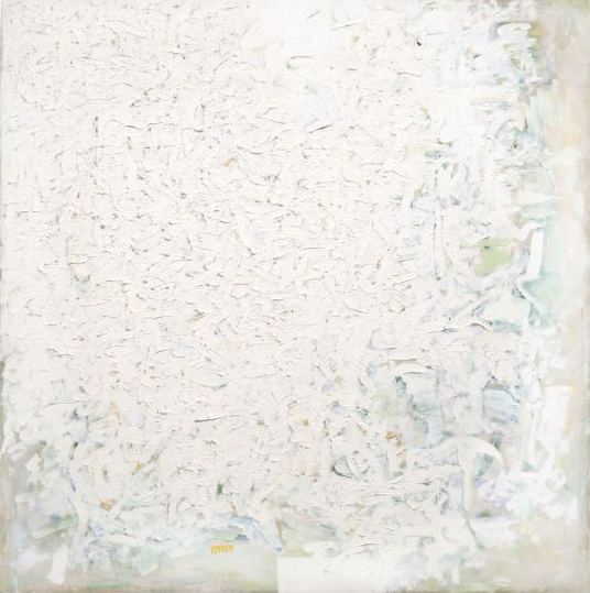 Robert Ryman, Untitled circa1960