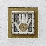 Miriam Louisa Simons - Hand of Suttee, detail