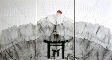 triptych 06.08.45