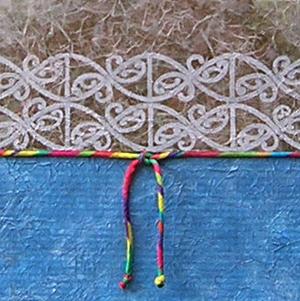 Miriam Louisa Simons: Aroha Awaroa Aotearoa, detail