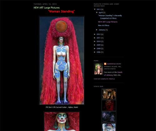 Jerry Wennstrom's blog - In the Hands of Alchemy