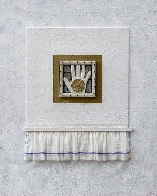Wonderingmind Studio: Miriam Louisa Simons - Hand of Suttee