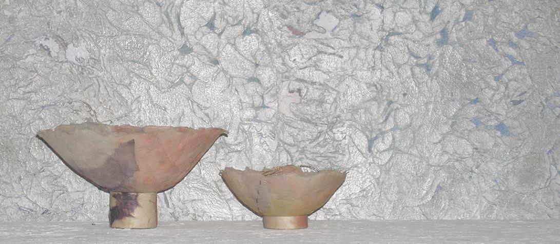 Miriam Louisa Simons - washi bowls