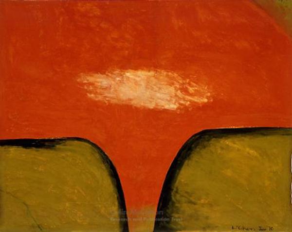 Colin McCahon - Ahipara,1970