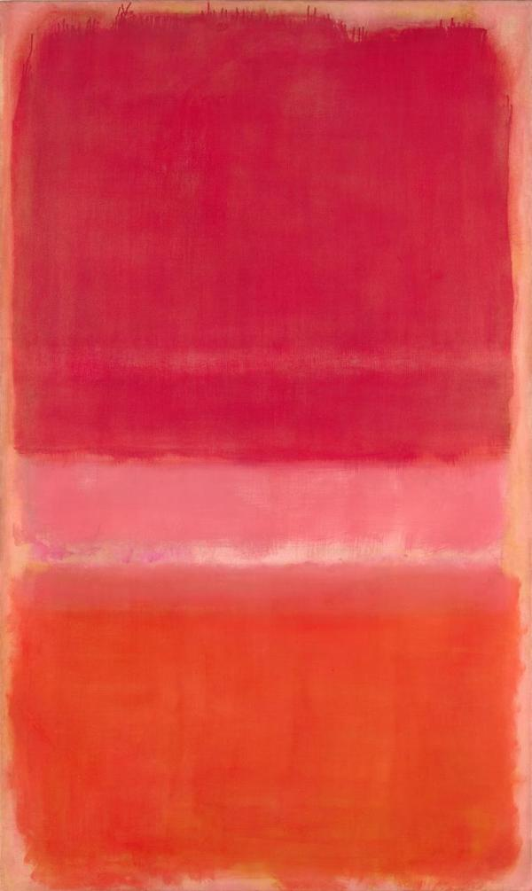 Mark Rothko - Untitled (Red)