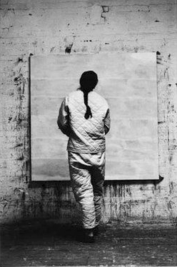 Agnes Martin: I paint with my back to the world