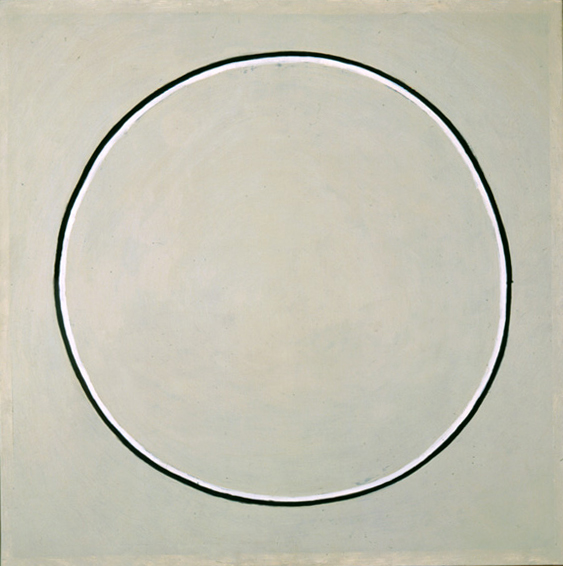 Agnes Martin, Untitled 1960