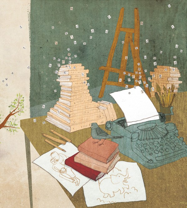 Illustration by Kris Di Giacomo